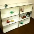 ft0174 USM Haller システムシェルフ 2列3段 ホワイト *amber design*北欧中古家具やビンテージ雑貨等のインテリア通販