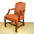 ft0276イギリス製アームチェア*amber design北欧中古家具ビンテージ雑貨等インテリア通販
