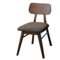 ウォルナット椅子