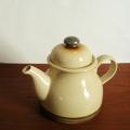 tw0289東ドイツ製陶器ティーポット*amber designビンテージ北欧中古家具アンティーク雑貨通販アンバーデザイン