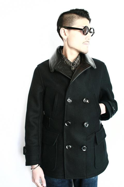 BLACK SIGN/ブラックサイン  「Gaucho Coat」  ガウチョコート