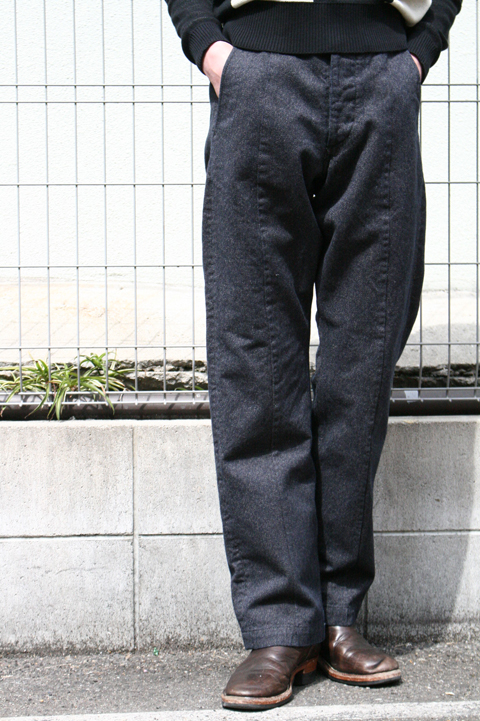 TROPHY CLOTHING/トロフィークロージング  「Covert Officer Trousers 」  コバートオフィサートラウザー