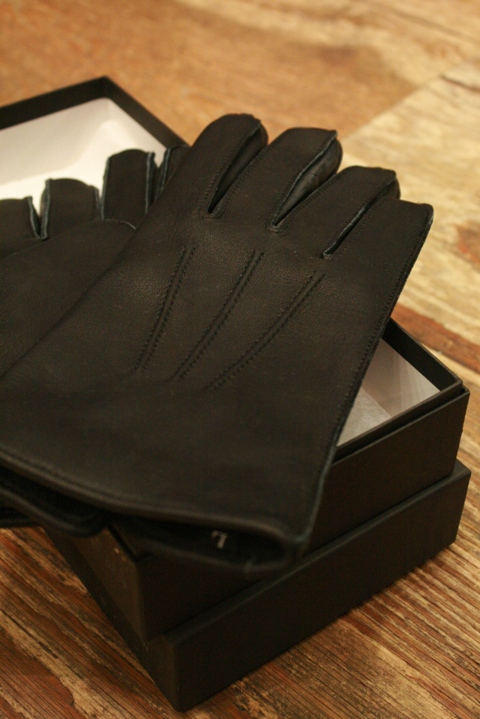 GLAD HAND 「GH LEATHER GLOVE」 レザーグローブ