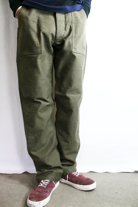 TROPHY CLOTHING/トロフィークロージング  「 Baker Pants」  ベイカーパンツ