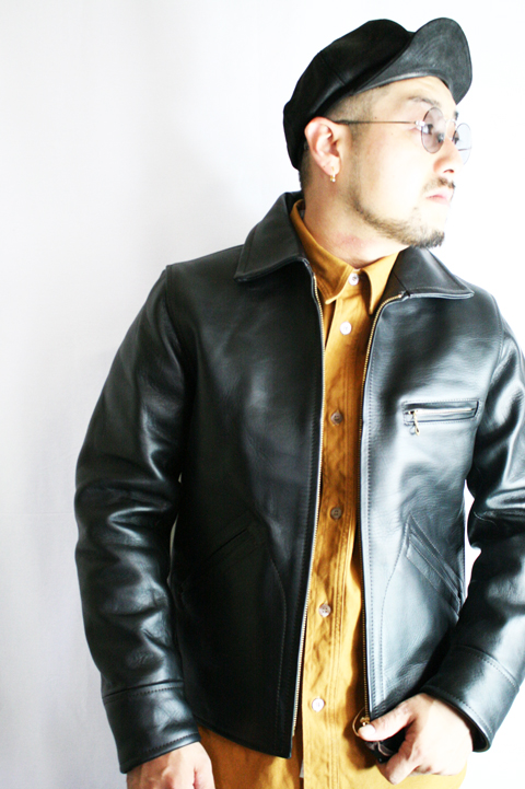 TROPHY CLOTHING/トロフィークロージング  「Humming Bird Jacket」 ハミングバードジャケット