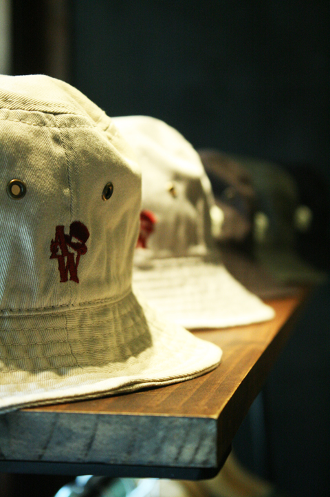 AMERICAN WANNABE   「ARMY BUCKET HAT」   アーミーバケットハット