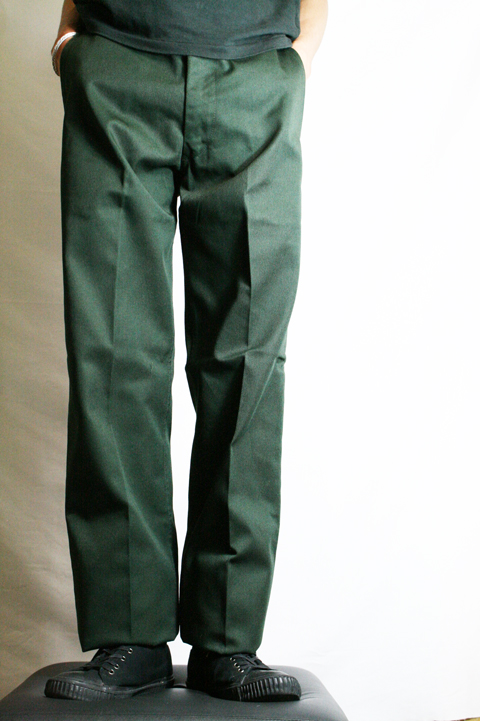 TROPHY CLOTHING/トロフィークロージング  「Machine Age Trousers」   T/Cトラウザーズ