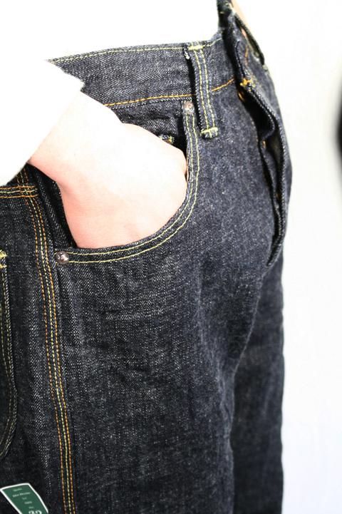 TROPHY CLOTHING/トロフィークロージング  「1604 Dirt Denim Waist Overalls」  ワイドシルエットデニム