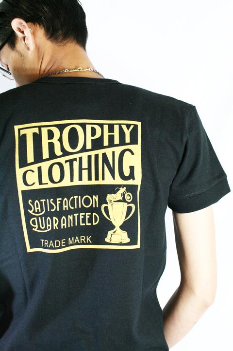 TROPHY CLOTHING/トロフィークロージング  「Box Logo Pocket Tee」  ポケットティーシャツ