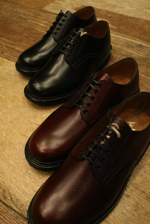 GLAD HAND × REGAL  「POSTMAN SHOES」 ポストマンシューズ