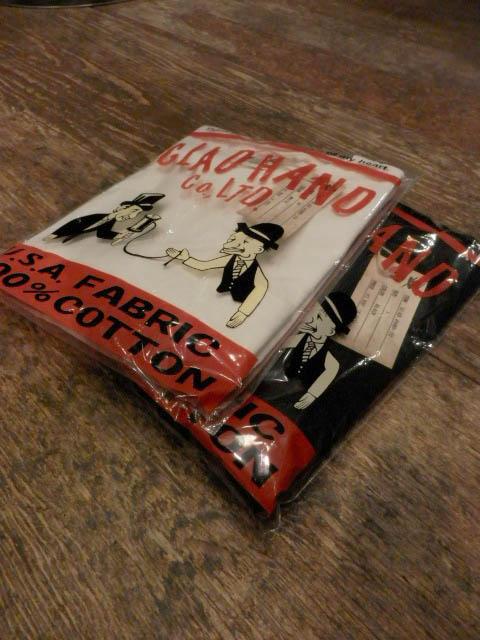 GLAD HAND/グラッドハンド  「STANDARD POCKET T-SHIRTS」 ポケットTEE