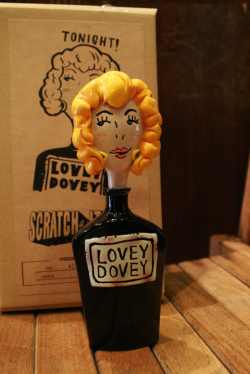 WZ LOWBROW ART COLLECTION 「LOVEY DOVEY FULL COLOR」 アートピース