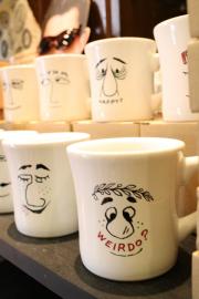 WEIRDO/����������  ��PLAY WEIRDO - MUG CUP��  ���ꥸ�ʥ�ޥ����å�