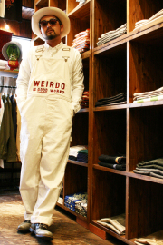 WEIRDO/����������   ��WTCC - OVERALL��  �ĥ����������С�������