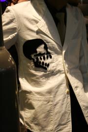 ★新年初売りアイテム★ BLACK SIGN/ブラックサイン   「Blind Jacket」   バーテンダージャケット