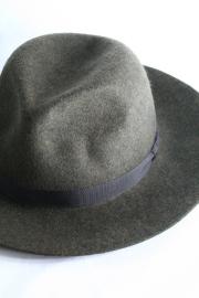 TROPHY CLOTHING/�ȥ�ե������?����   ��Flod Up Wool Hat�ס�������ϥå�
