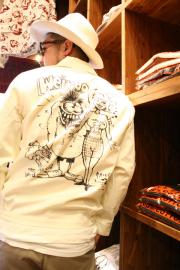 WEIRDO/ウィアード   「MOUSE WEIRDO - JACKET」   STANLEY MOUSE アートジャケット