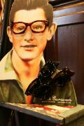 GLAD HAND×BLACK CARAVAN   「GH BLACK CARAVAN - ZORRO」   セルロイド眼鏡