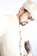 TROPHY CLOTHING/トロフィークロージング  「Swingin' Linen Vest」  ヘヴィーリネンツイルテーラーベスト