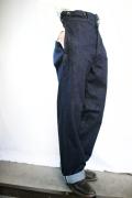 BLACK SIGN/ブラックサイン  「15oz Denim Avignon Trousers」  15ozデニムアヴィニョントラウザース