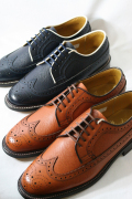 REGAL×GLAD HAND  「AMERICAN BROGUE - SHOES」  復刻ウィングチップシューズ