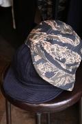 TROPHY CLOTHING/トロフィークロージング   「POW Cap」 ネップデニムボールハット
