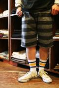 CONFUSE 「BORDER SHORT PANTS」 ボーダーショートパンツ