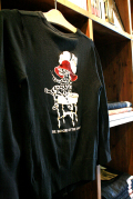 QUEEN BEE 「THE BUD OF THE FAMILY CARDIGAN」 ニットカーディガン