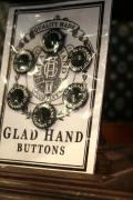 GLAD HAND/グラッドハンド     「GH - BUTTONS」    オリジナルボタン