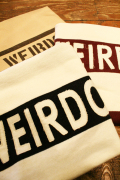 WEIRDO/ウィアード  「BORDER - CUSHION COVER」  ボーダークッションカバー