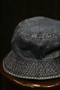 CONFUSE/コンフューズ 「DENIM BUCKET HAT」 ウォッシュデニムバケットハット
