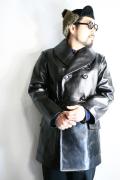 BLACK SIGN/ブラックサイン  「Horsehide Francis Coat」  ホースハイドフランシスコート