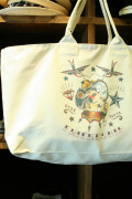 CONFUSE 「CANVAS TOTE BAG」 トートバッグ