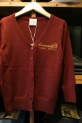 QUEEN BEE  「Q.B THE BUD GIRL OF THE FAMILY CARDIGAN」 カーディガン