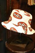 WEIRDO/ウィアード   「WRD - HAT」   オリジナル総柄ハット