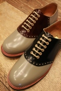 REGAL×GLAD HAND 「SADDLE SHOES 1」 2TONE サドルシューズ