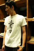 BLACK SIGN  「Double Headed Eagle」 S/S TEE