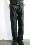 TROPHY CLOTHING/トロフィークロージング  「WL Drill Trousers」 ツイルウールトラウザー
