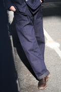 TROPHY CLOTHING/トロフィークロージング   「Mil denim Army Pants」   ミルデニムアーミーパンツ