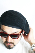 TROPHY CLOTHING/トロフィークロージング  「Rusel Basque」  ニットベレー