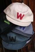 WEIRDO/ウィアード   「W - BRIDGE CAP」  ブリッジキャップ
