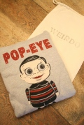 WEIRDO 「POP-EYE kids PARKA」 パーカー