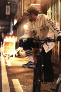 WEIRDO/ウィアード  「WTCC - JACKET」  ナイロン裏ボアコーチジャケット
