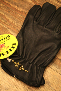DEXTER  「Studs Leather Glove」 レザーグローブ