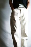 TROPHY CLOTHING  「1805N STANDARD NATURALLY DUCK」 スタンダードダックパンツ