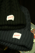 CONFUSE/コンフューズ   「CABLE KNIT CAP」   ケーブル編みニットキャップ