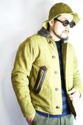 TROPHY CLOTHING/トロフィークロージング  「Suede N-1 TR.mfg」  スエードN-1ジャケット