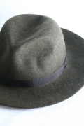 TROPHY CLOTHING/トロフィークロージング   「Flod Up Wool Hat」 ウールハット