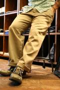 WEIRDO/ウィアード   「W & L UP PANTS」   チノパンツ