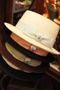 WEIRDO/ウィアード   「WEIRDO COSTUMES - HAT」  パナマハット